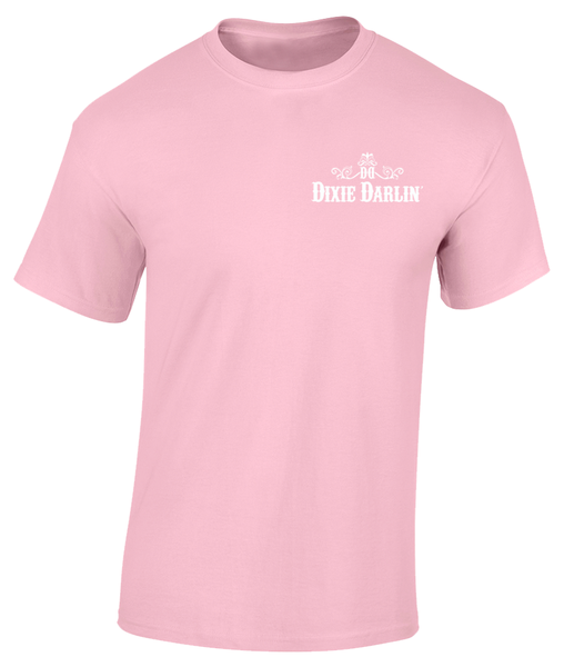 Buy Me Pearls Tee - Light Pink