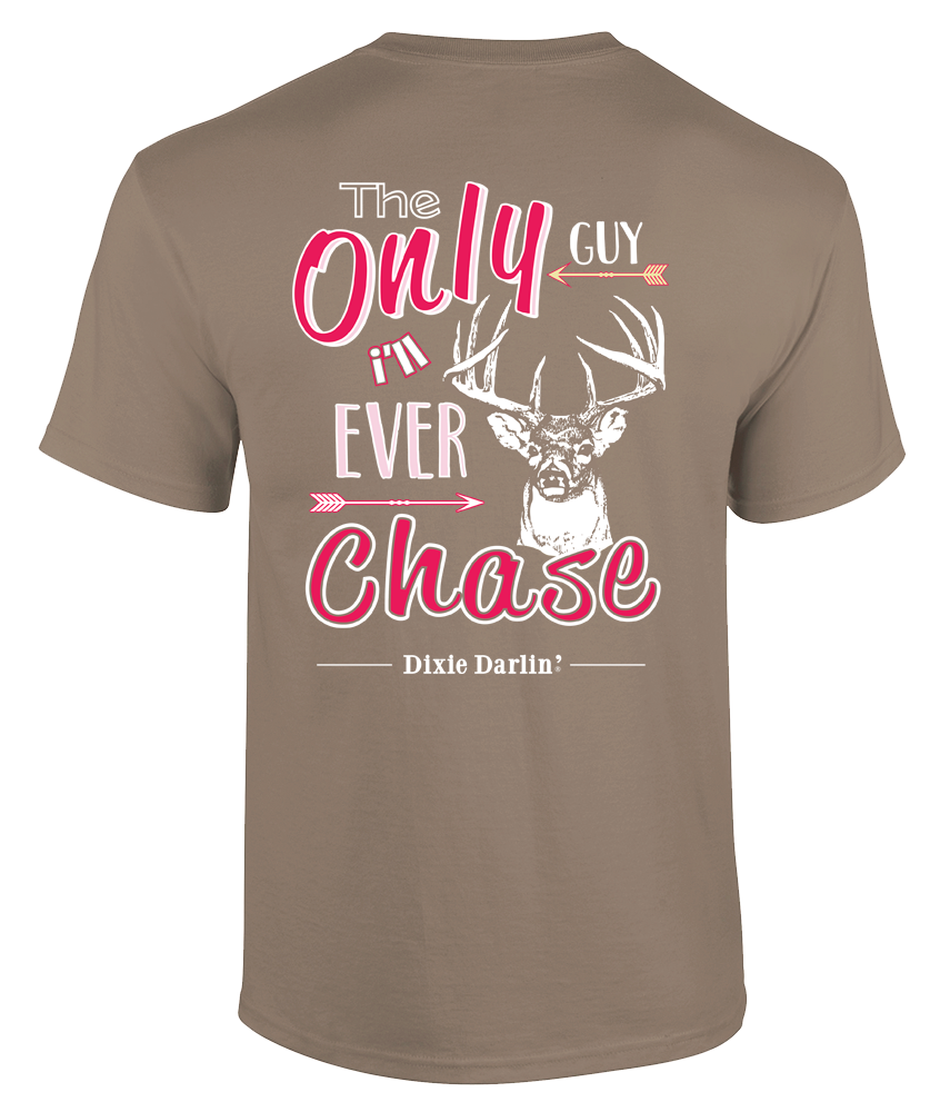 The Only Guy Tee - Brown