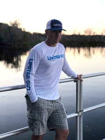 Limited Out Logo Dri-Fit - Blue