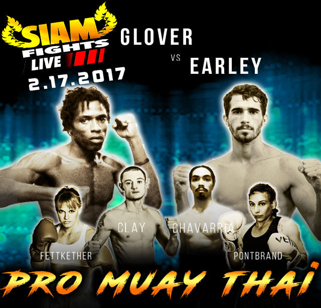 Siam Fights Live