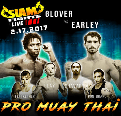 Siam Fights Live set for February 17