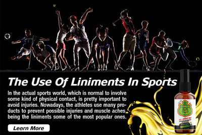 The Use of Liniments In Sports
