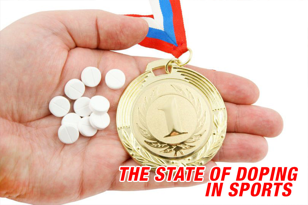 The State of Doping in Sports in 2018
