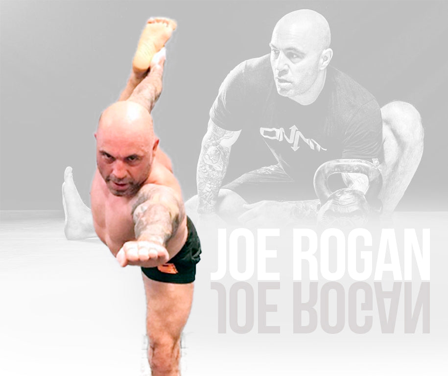 Joe Rogan, yoga caliente