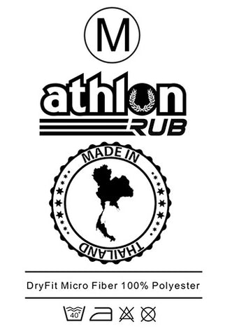 Athlon All Sports Rub Dry-Fit **Fall** Jersey - Athlon Rub