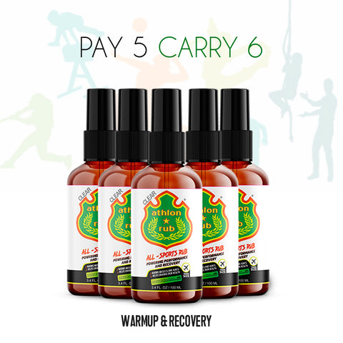 Pay 5 carry 6 - Athlon Rub