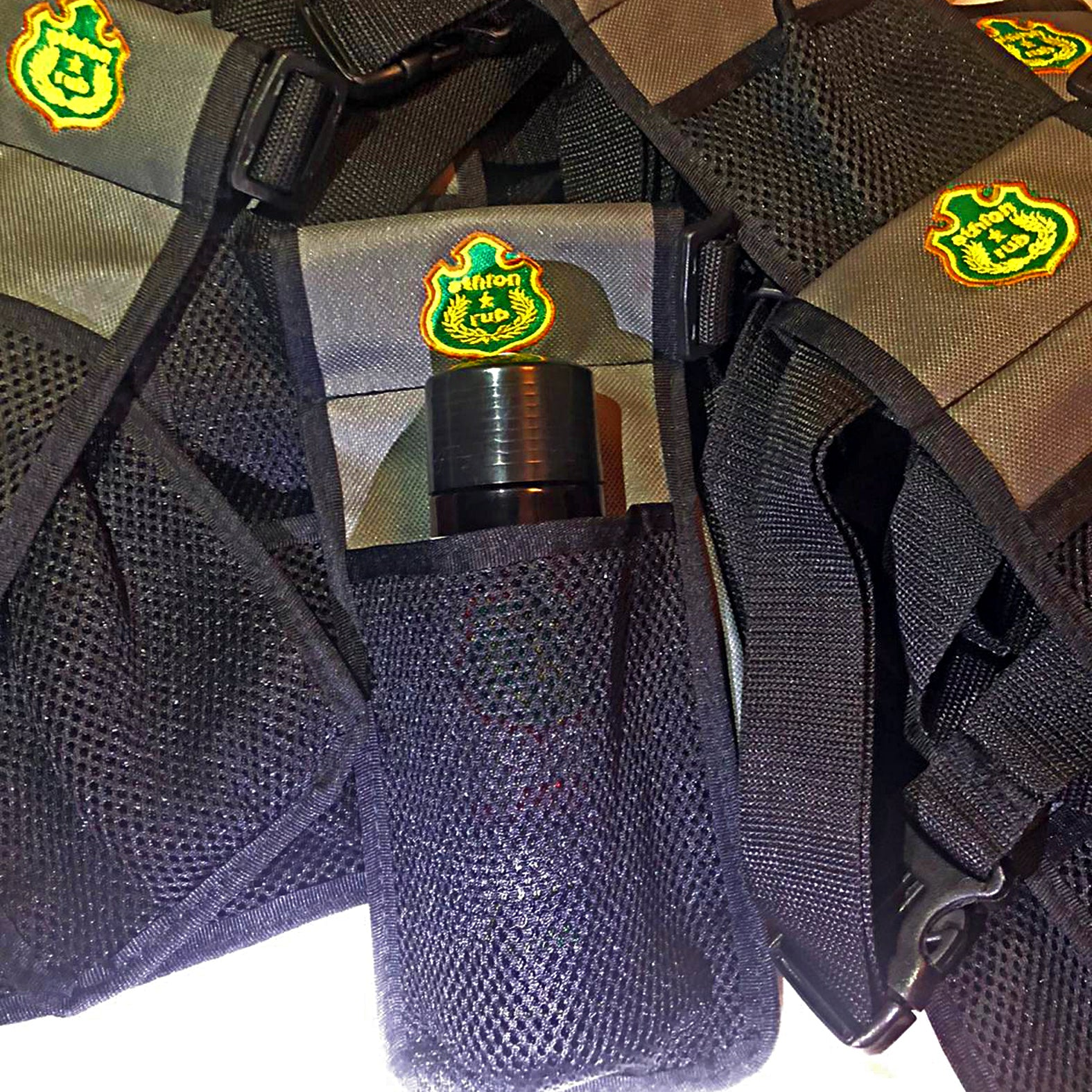 Pro Bottle - Holster - Athlon Rub