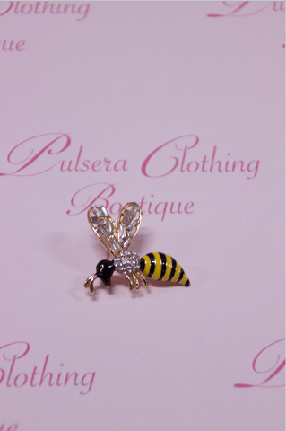 Bumble Bee Broach