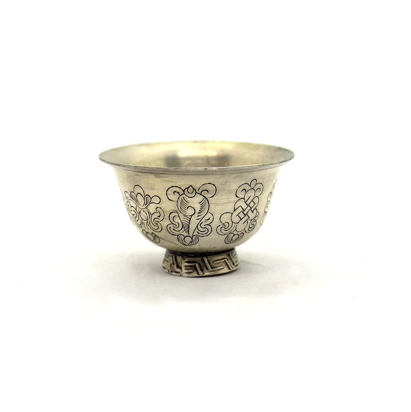 Offering Bowls | Silver Color