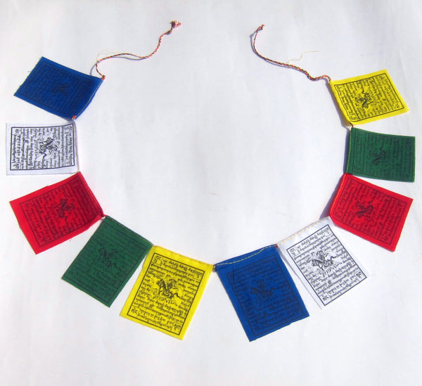 "Prayer Flags | 3.5""x3"" 