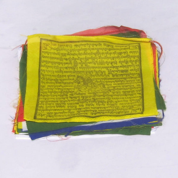 "Prayer Flags | 8""x8"" 