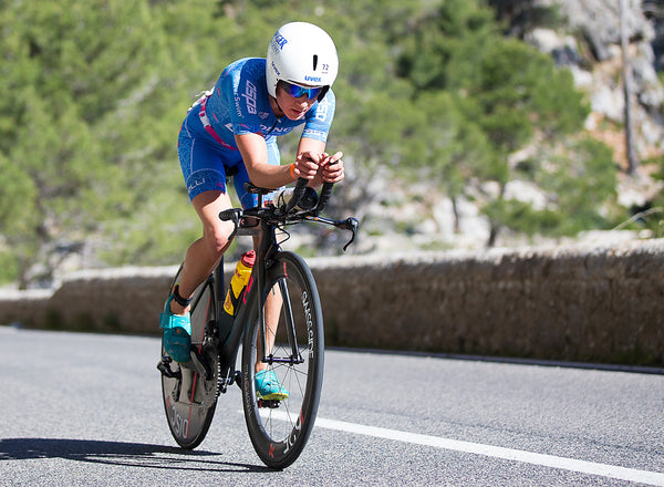 Laura Philipp Swiss Side HADRON Ironman 70.3 Mallorca