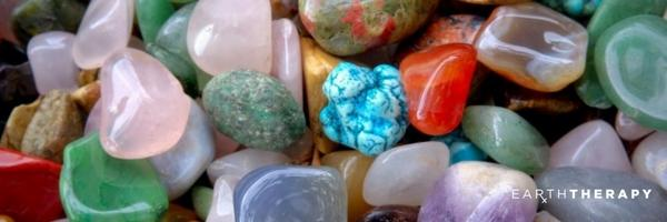 The Healing Stones of Earth Therapy