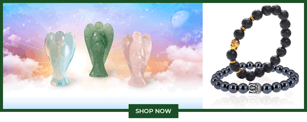 Discover the healing power of Earth Therapy stones