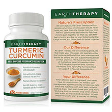 Load image into Gallery viewer, Turmeric Curcumin pills with Bioperine For Enhanced Pain Relief & Absorption
