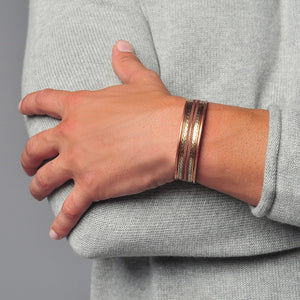 Magnetic Therapy Rope Inlay Bracelet
