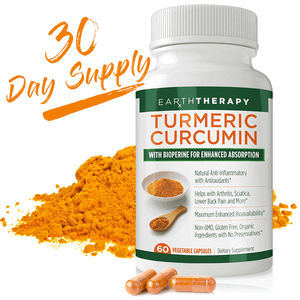 Turmeric Curcumin pills with Bioperine For Enhanced Pain Relief & Absorption