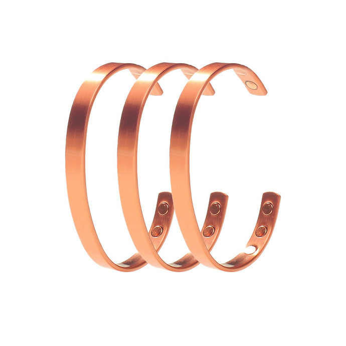 Pure Copper Magnetic Bracelet - 3 More - Save $25