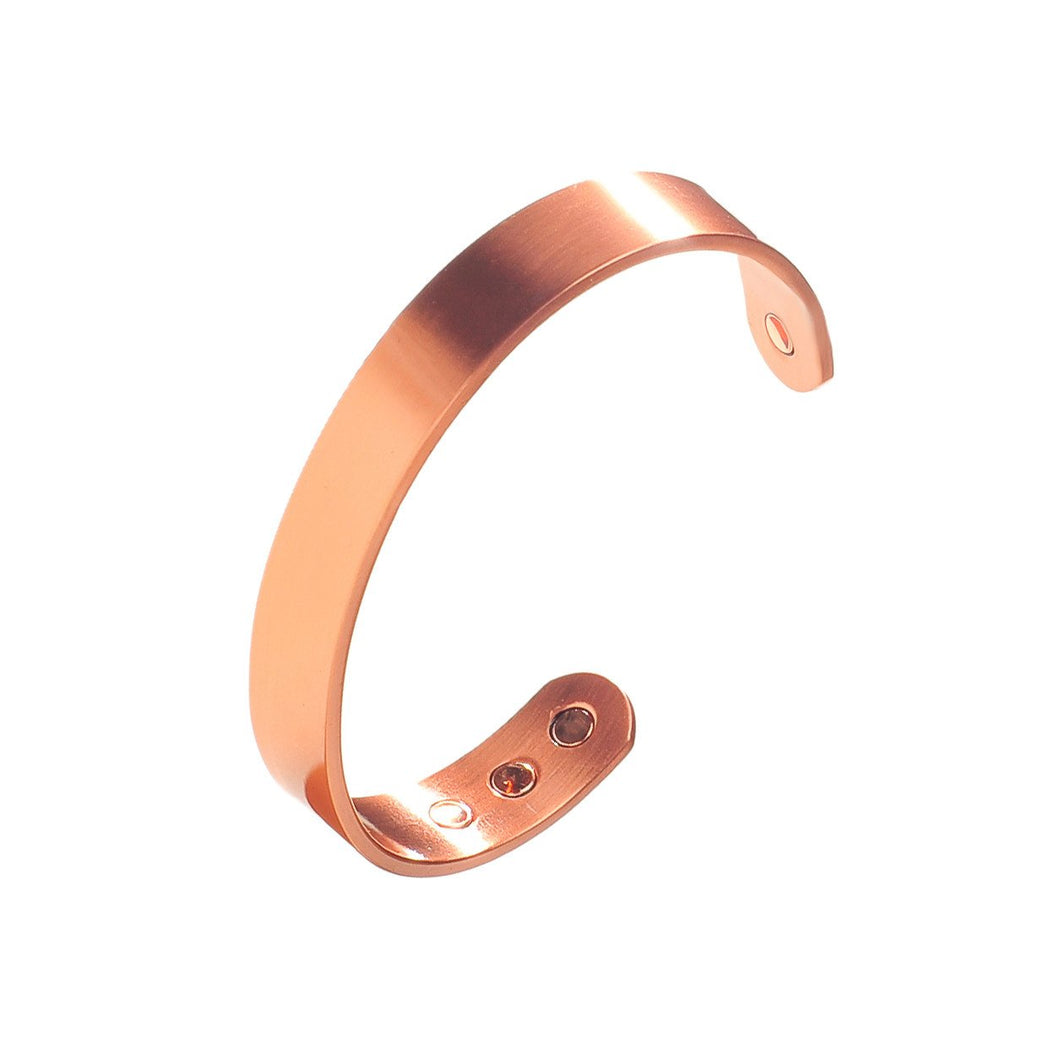 Pure Copper Magnetic Golf Bracelet for Recovery and Injury Relief