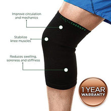 Load image into Gallery viewer, Copper Knee Compression Sleeve - Medium