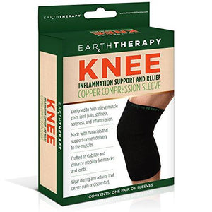 Copper Knee Compression Sleeve - Medium