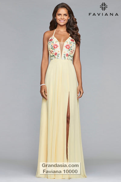 Faviana 10000 Prom Dress