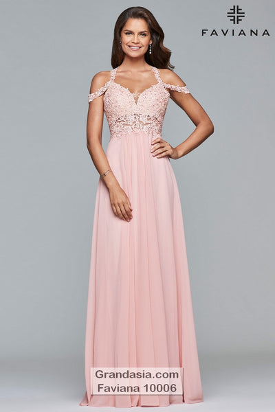 Faviana 10006 Prom Dress