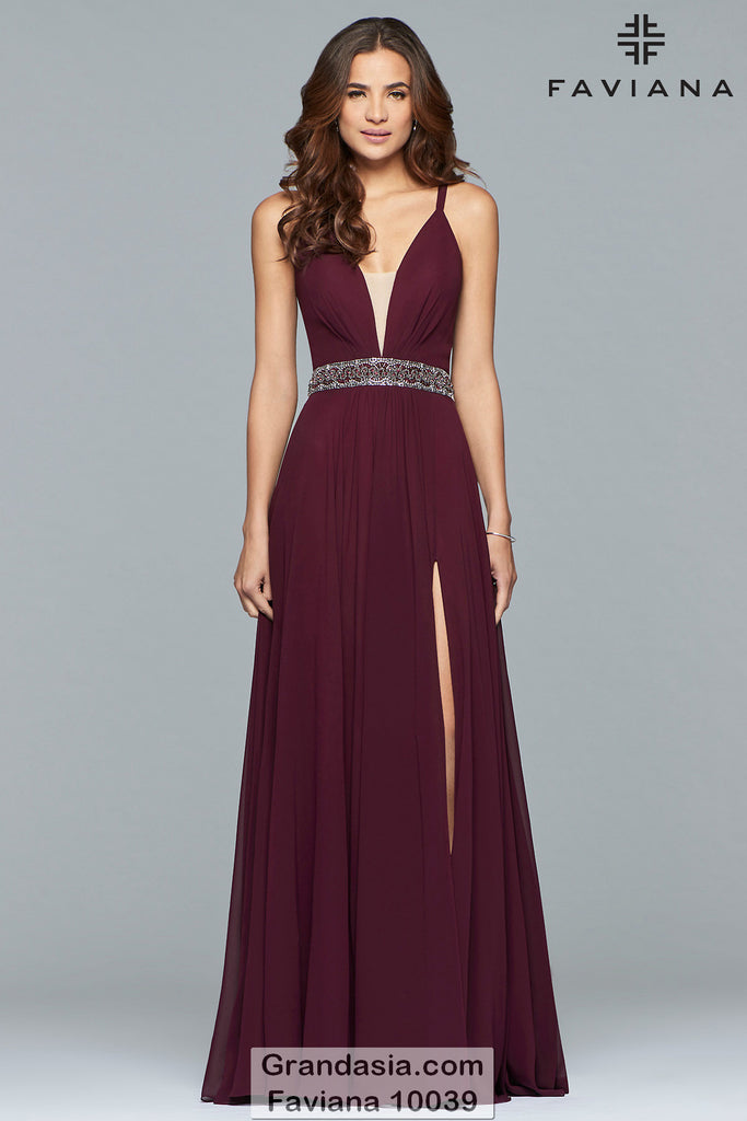 Faviana 10039 Prom Dress