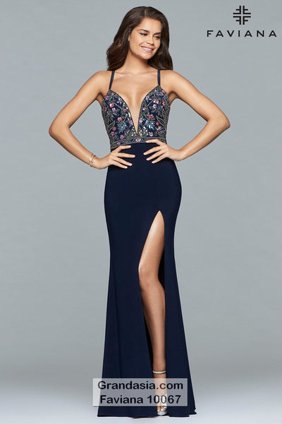 Faviana 10067 Prom Dress