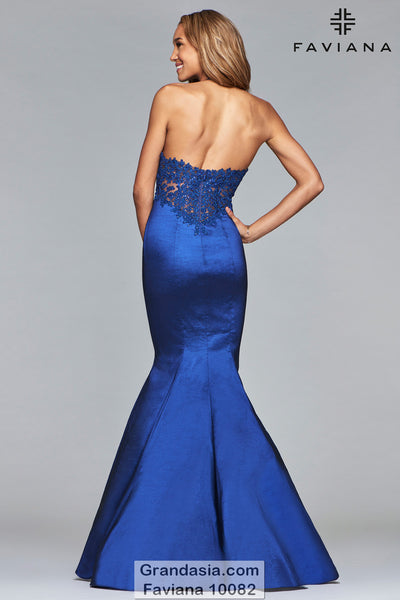 Faviana 10082 Prom Dress