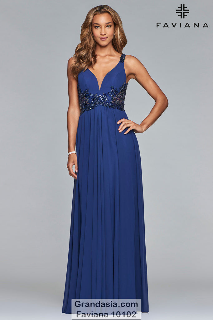 Faviana 10102 Prom Dress