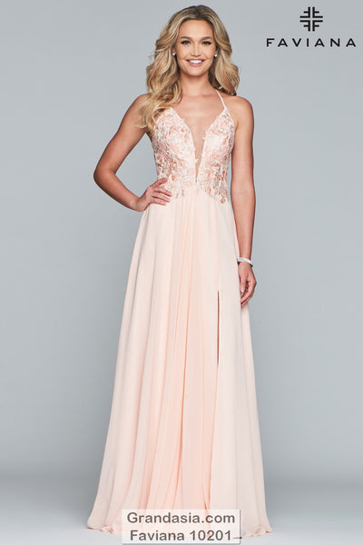Faviana 10201 Prom Dress