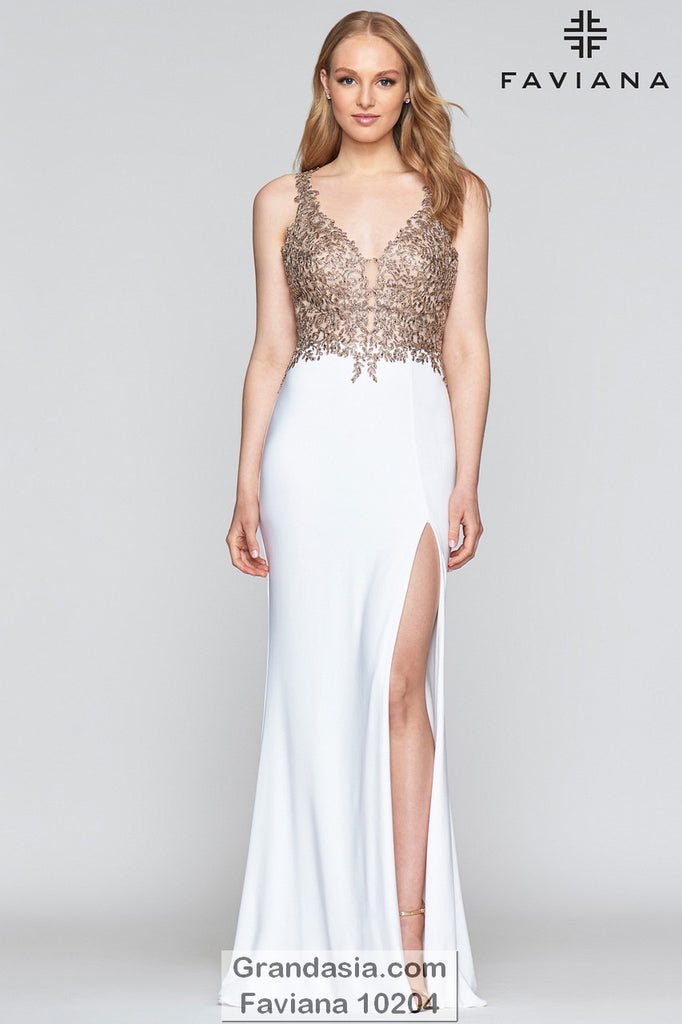 Faviana 10204 Prom Dress