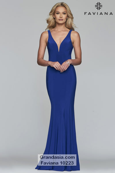 Faviana 10223 Prom Dress