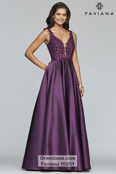 Faviana 10251 Prom Dress