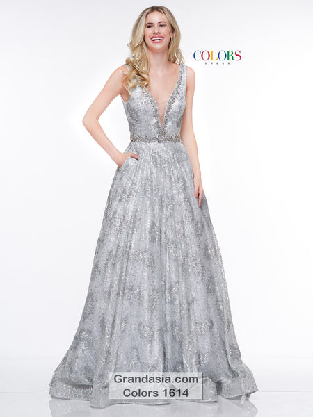 Colors 1614 Prom Dress