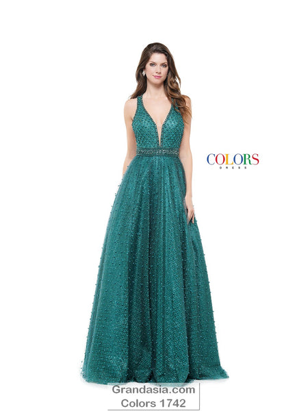 Colors 1742 Prom Dress