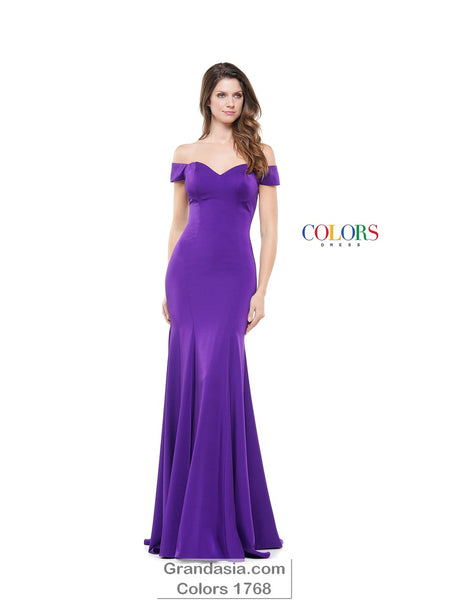 Colors 1768 Prom Dress