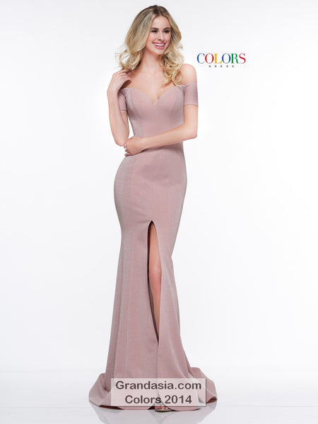 Colors 2014 Prom Dress