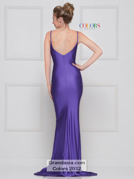 Colors 2032 Prom Dress (sizes 14-24)