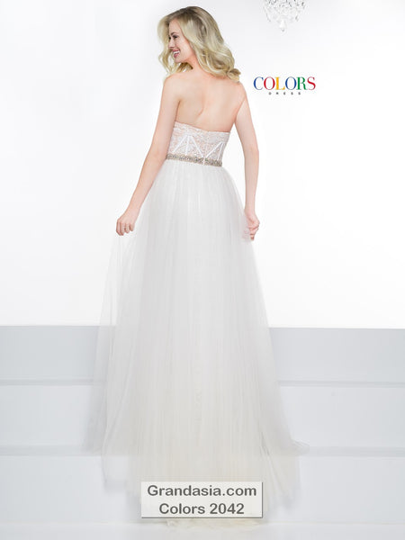 Colors 2042 Prom Dress