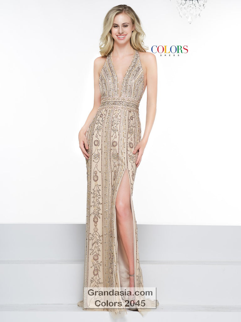 Colors 2045 Prom Dress