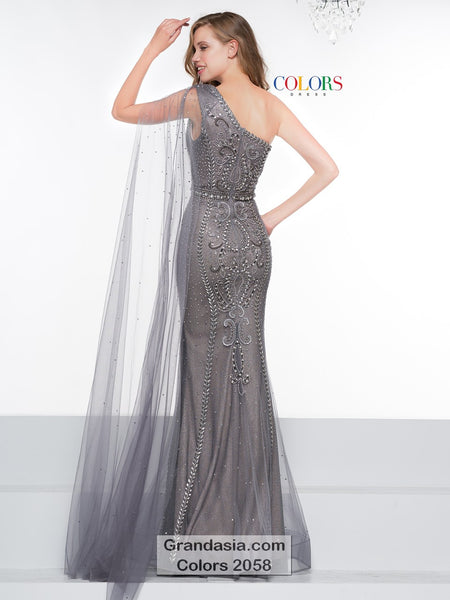 Colors 2058 Prom Dress