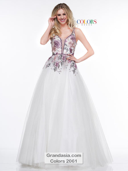 Colors 2061 Prom Dress