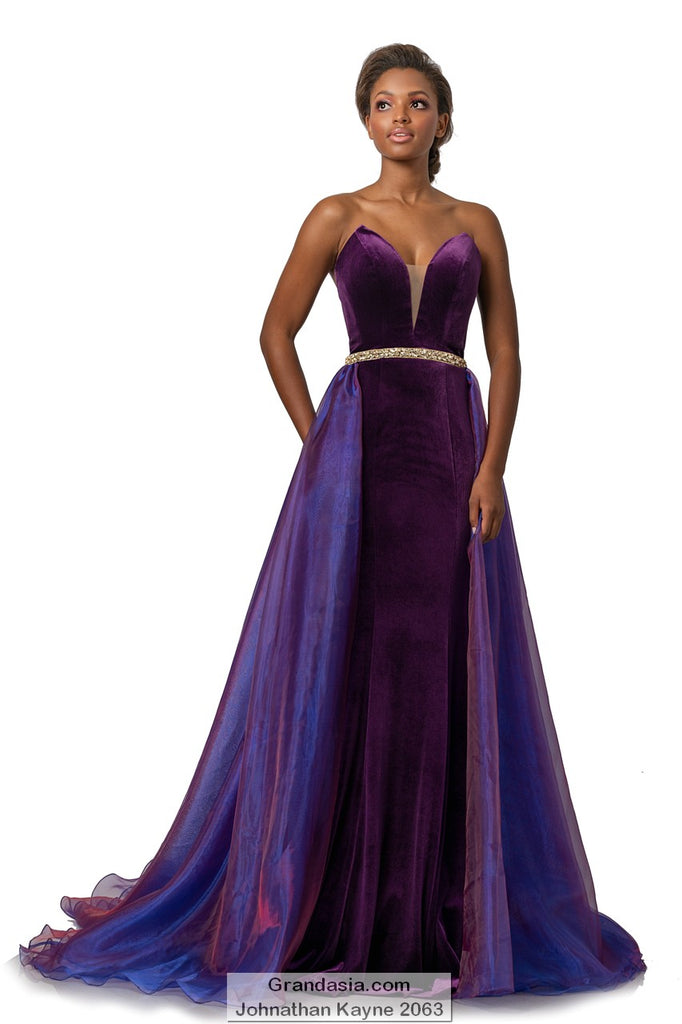 Johnathan Kayne 2063 Prom Dress