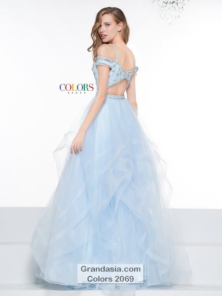 Colors 2069 Prom Dress