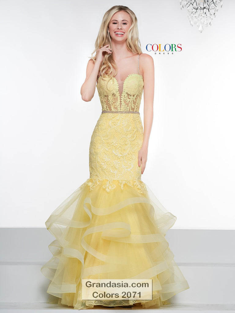Colors 2071 Prom Dress