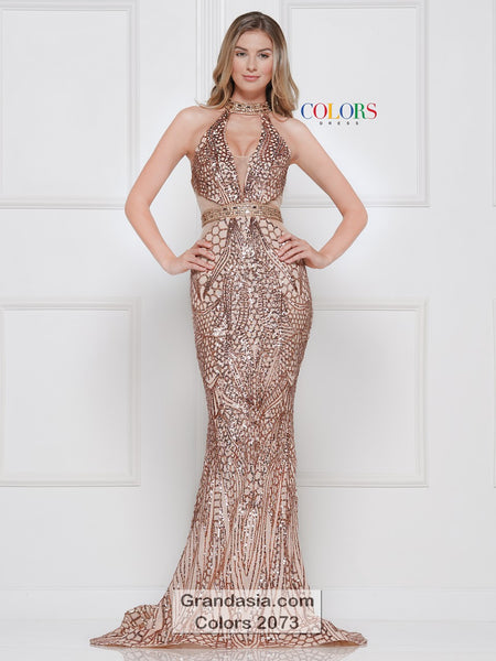 Colors 2073 Prom Dress