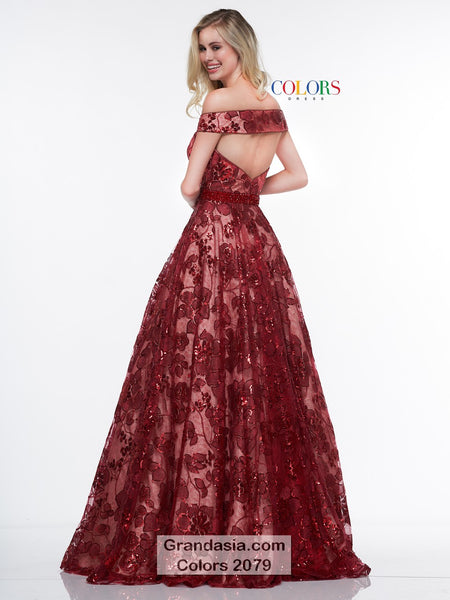Colors 2079 Prom Dress