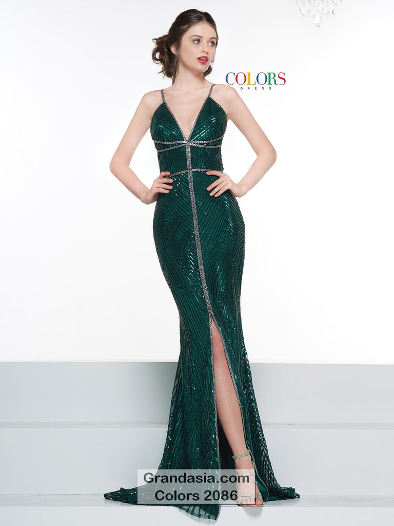 Colors 2086 Prom Dress